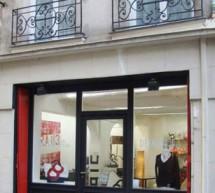 727 SailBags ouvre sa 1ère Boutique  dans le 1er arrondissement de paris !