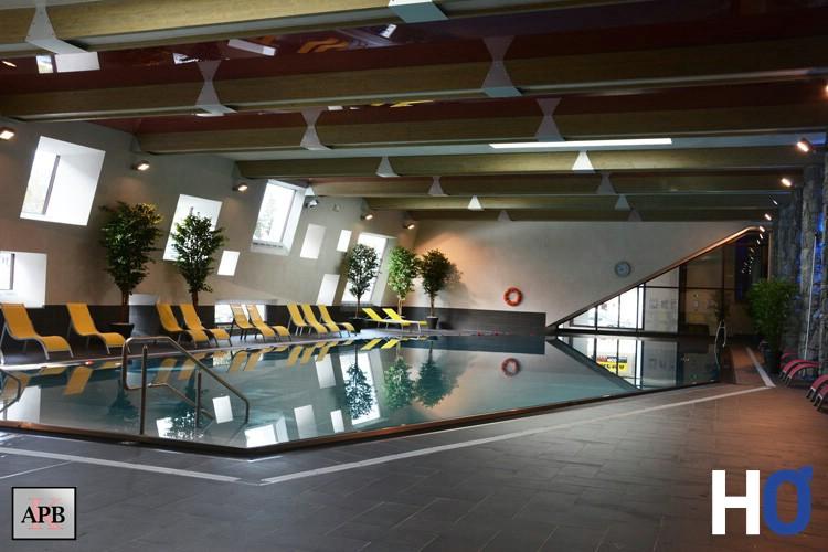 Le Centaure: la piscine