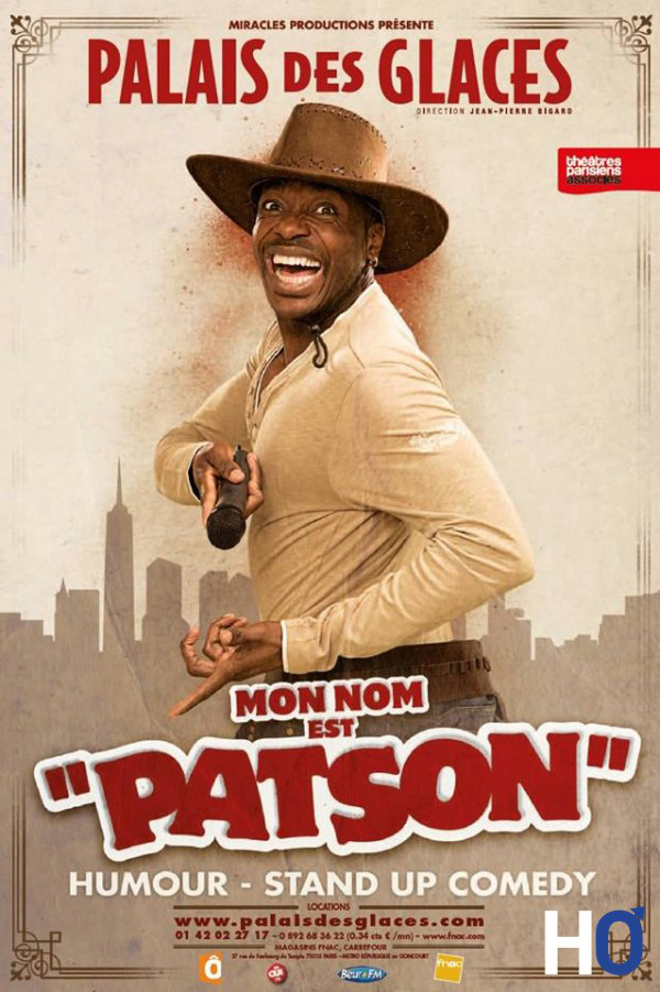 Mon nom est Patson