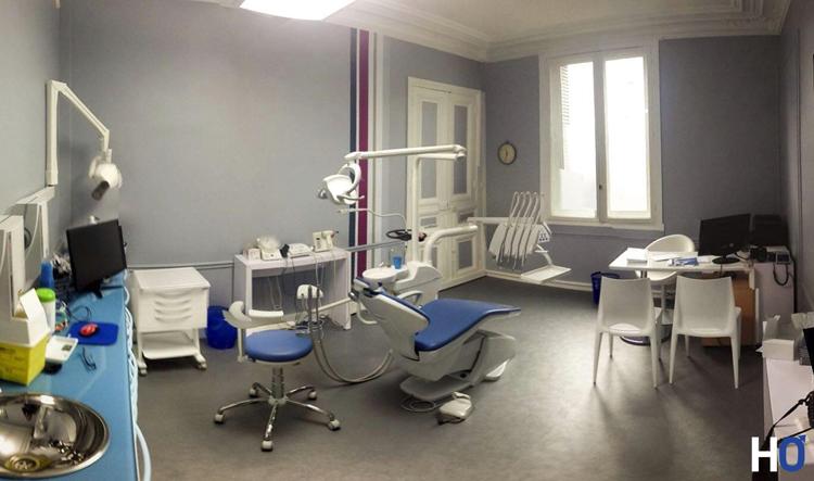 Salle dentaire
