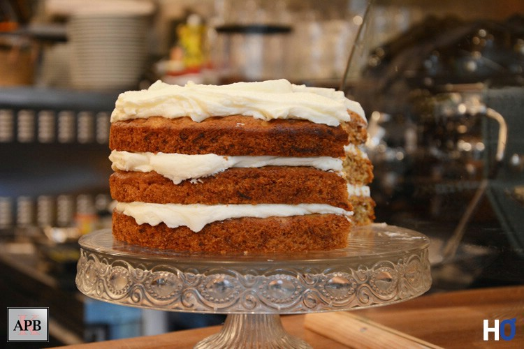 Gâteau maison à la carotte