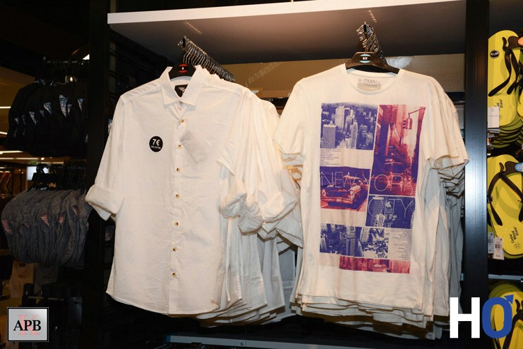 Chemises et T-shirts