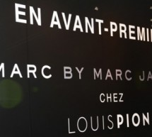 Louis Pion, une collaboration avec Marc Jacobs!