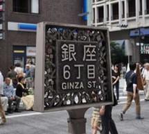 Ginza, le temple du luxe à ciel ouvert