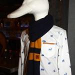 Chemise et foulard
