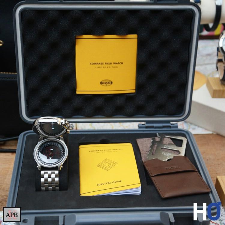 Coffret Compass Field Watch