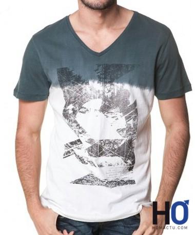 T-shirt avec imprimé graphique