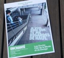 ENCHANTE, une installation in situ de Benjamin Isidore Juveneton!