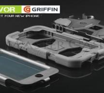 Griffin Survivor : des coques pour rendre Smartphone incassable et insubmersible!