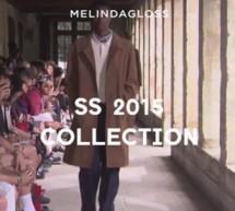 Mélinda Gloss SS15 – Fashion-week Paris
