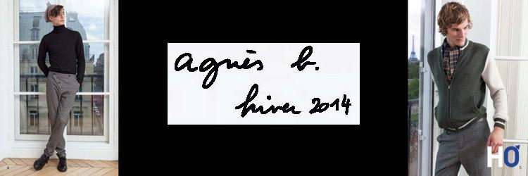 Agnès B - Hiver 2014