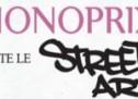 MONOPRIX invite le Street Art!