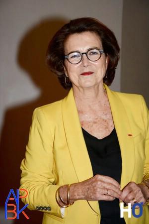 Michèle Barzach - Présidente de Unicef France