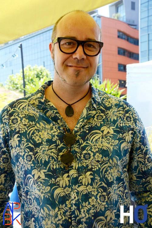 Grégoire Guillemin, l'artiste  qui a créé les personnages!