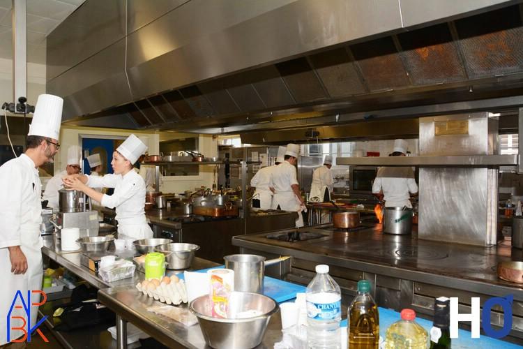 Cuisine Ecole Ferrandi