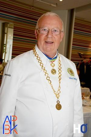 Gérard Dupont, Président Académie Culinaire de France