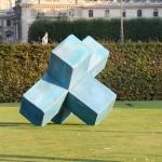 Jardin des Tuileries  Ernesto Sartori  Une multiplication 2014