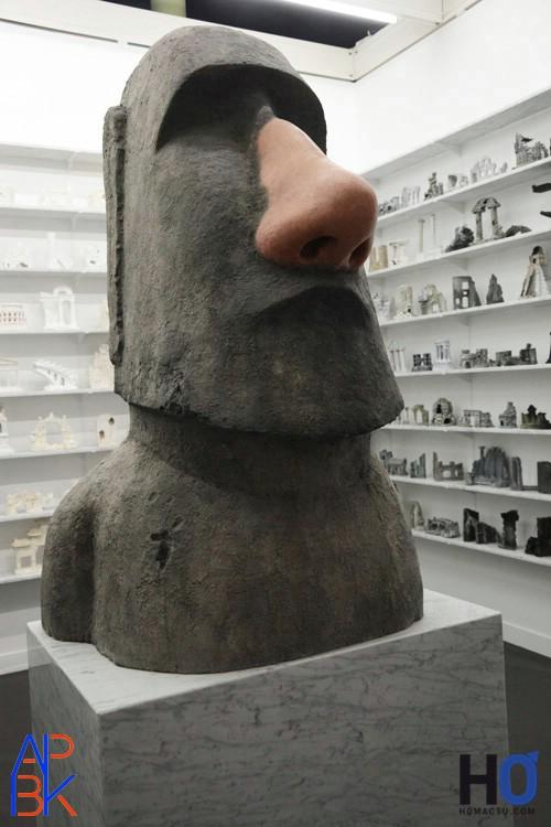 Nommé au prix Marcel Duchamp