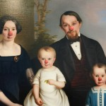 Hans-Peter Feldmann Family portrait with Red Noses