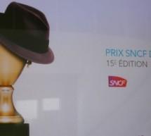 15ème Edition du Prix SNCF du POLAR.