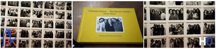 Nicholas Nixon The Brown Sisters - Forty Years
