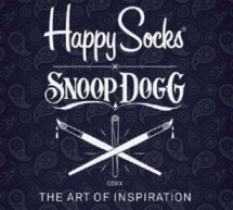 Happy Socks x Snoop Dogg présente « The Art Of Inspiration »