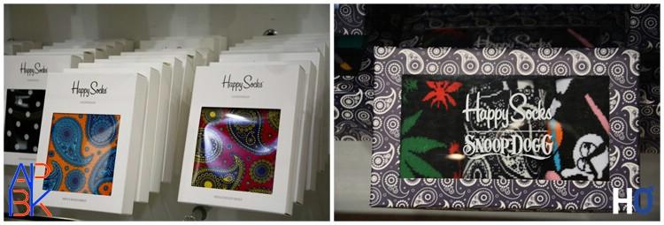 Happy Socks Pop up Store