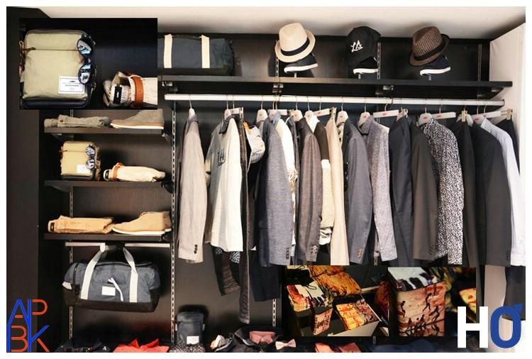 sacs, chaussures, chapeaux, costumes, vestes, accessoires.