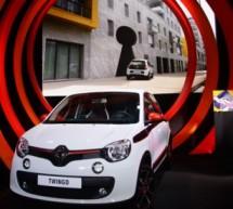 Renault nous présente la Nouvelle Twingo à l'Atelier Renault!