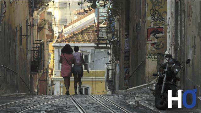 Alda et Maria dans Lisbonne