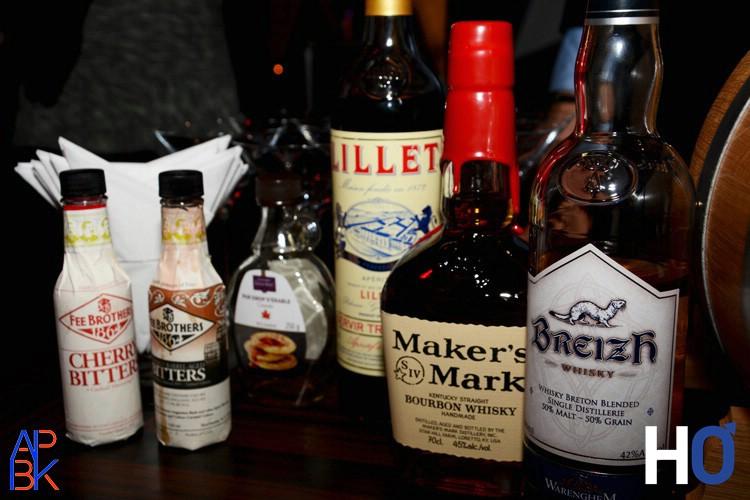 Cocktail en fût