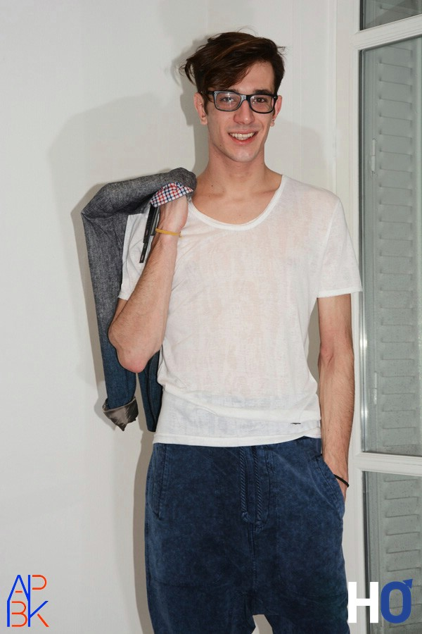 Modèle : Tanguy Veste : Arthur T-shirt : Tom Joggin : Hugo