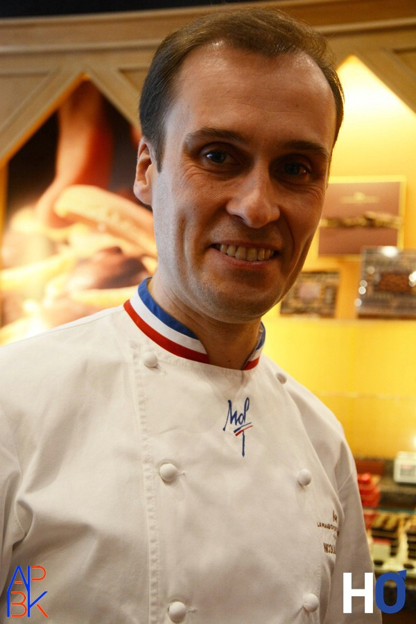 Nicolas Cloiseau