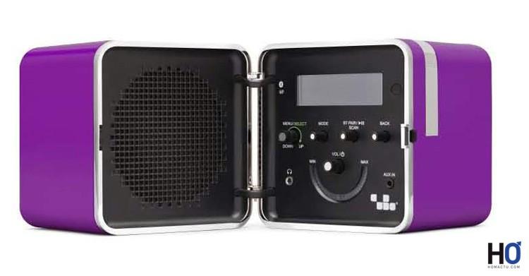 Radio Cubo Brionvega TS522D+