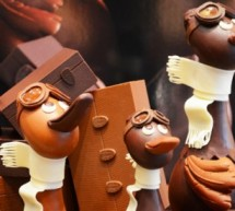 La Maison du Chocolat toujours à la pointe de l'actualité!