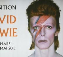 Exposition David Bowie à la Philharmonie de Paris!