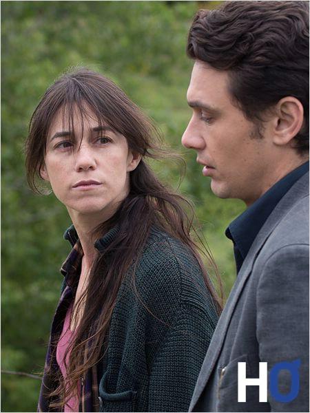Kate (Charlotte Gainsbourd) & Tomas ( James Franco)
