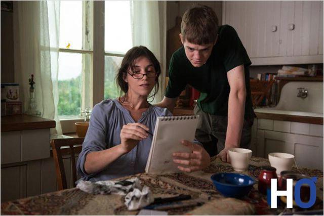 Kate et son fils Christopher