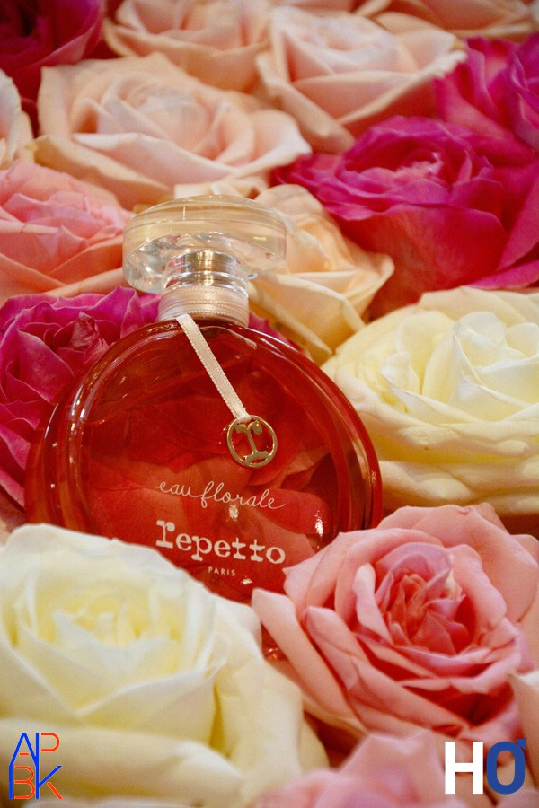 Eau Florale de Repetto