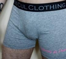 Gros Cul Clothing : Le 1er boxer décomplexé !