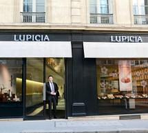 Le thé LUPICIA, tout un art !