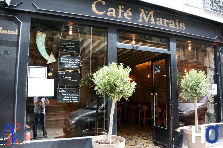 10 rue des Haudriettes 75003 Paris