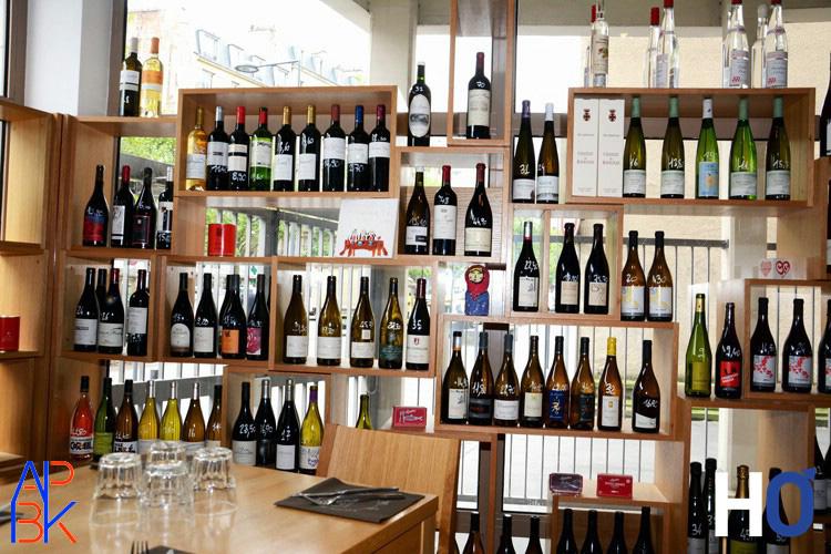 Un choix de vin de qualité!