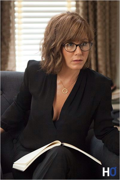 Jane , la psy ( Jennifer Aniston)