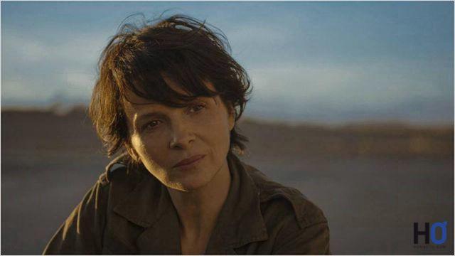 Rebecca (Juliette Binoche)