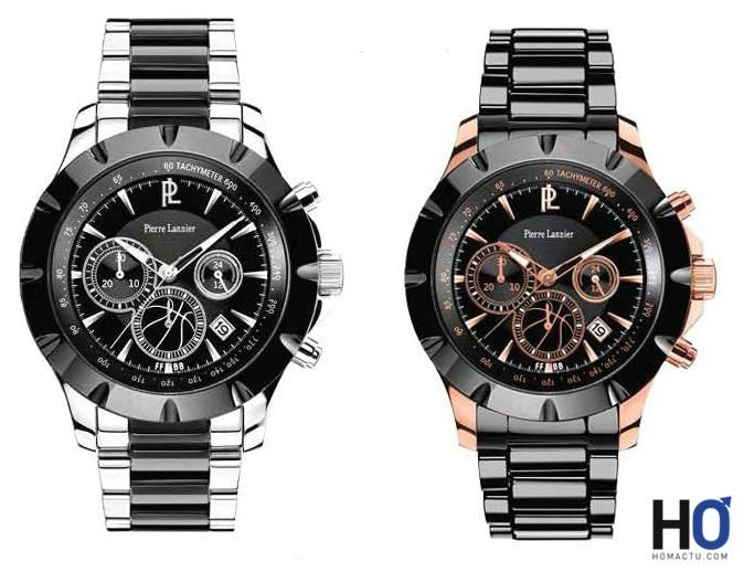 Les montres 366B131 et 367C039