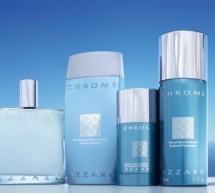 CHROME, la nouvelle Fragrance d'AZZARO !