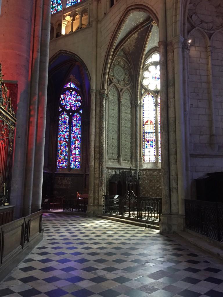 Cathedrale de Beauvais vitraux