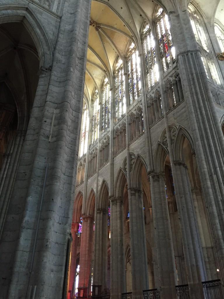 Cathedrale de Beauvais nef