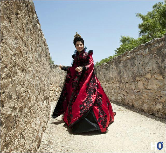 La Reine de Selvascura (Salma Hayek)